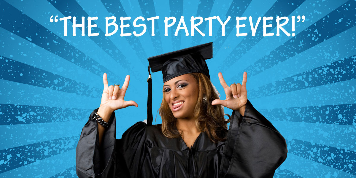 graduation dj alternative the best graduation party ever