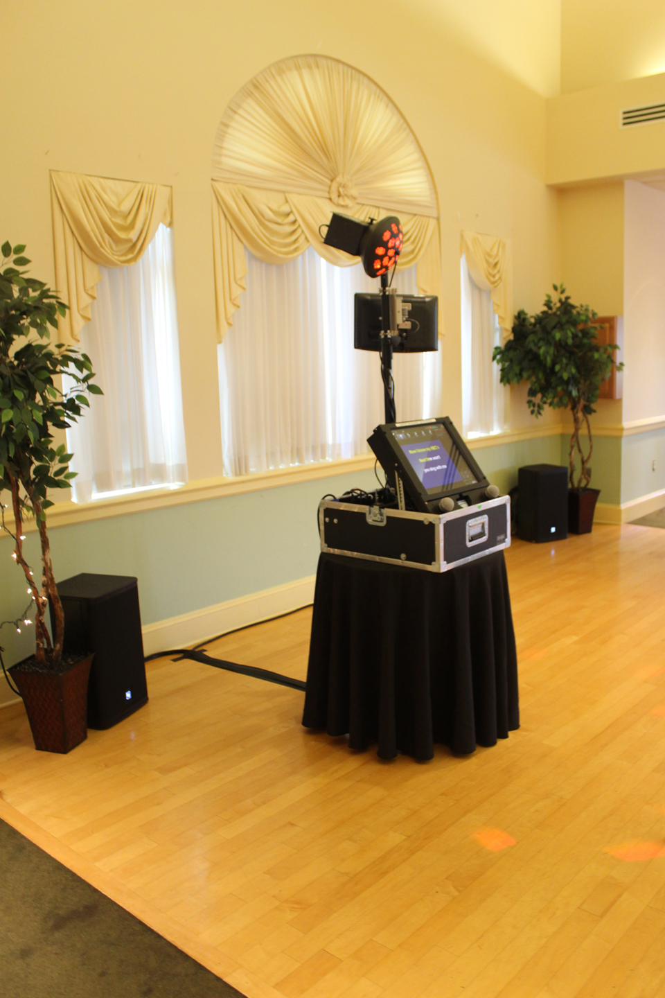 karaoke machine rental in nj